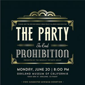 party to end prohibition