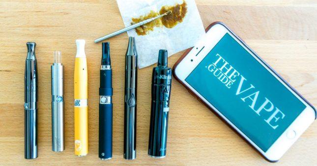 KandyPens All Wax Pens